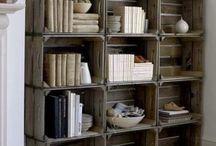 Vintage Boxes Wooden