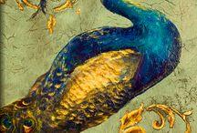 Birds art