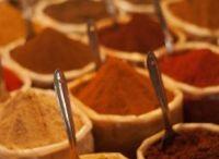 Spices, Herbs & Seeds / Epices, Herbes & Graines -  Plantes médicinales - / by martine besseteaux
