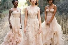 The Dress / Bridal gown gorgeousness overload.  These lovelies will leave your breathless.  Only the best for you.