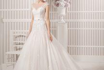Vestidos de novia Luna Novia
