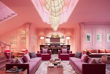 pink rooms hotel