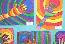 Third Grade Art Ideas