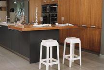 Inspiration aménagement cuisine / Trouvez ici toute l'#inspiration dont vous avez besoin pour #aménager votre #cuisine avec design et élégance.