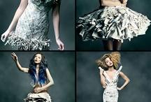 papper dress vestidos de papel