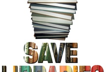 libraries / by Teen Librarian's Toolbox