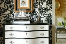 Decor Inspiration and Craft Storage