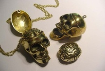 axe1 / accessories pendants brooches necklaces / by Nelie Rednow