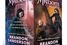 Brandon Sanderson Books / Books from the Fantasy master Brander Sanderson