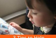 Traveling with the Kiddos / Making Traveling with Children Easier