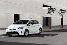 Toyota Prius Plug-in / Photos of the 2013 Toyota Prius Plug-in Hybrid, the Prius family's electric car member.