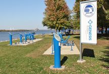 Health & Fitness / There are numerous FREE activities relating to health and fitness throughout the City's park system.