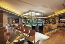 One Restaurant / The interiors of SET'Z
