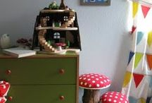 Kids rooms for little dreamers...<3