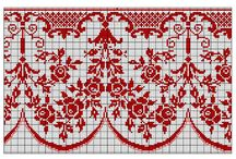 Valance Cross Stitch