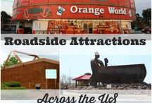 Roadside Attractions / Odd places along the roads