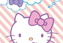 Hello kitty / by Ingrid