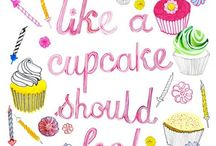 Cupcakes / by Wendi Knight