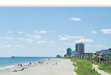 """""""Myrtle Beach Dream Vacation / Amusement park, scenic scenery, ocean view, theater, plays, nightlife, shopping, water parks, festivals, events, and beach activities. #MYRDreamVacation"""
