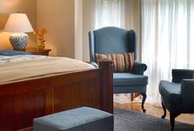 Swan Hill Guest Rooms / Bed and Breakfast bedrooms