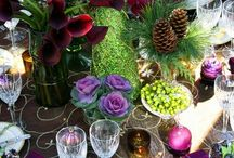 Christmas Table Designs