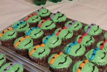 TMNT Party Ideas! / Are you a Teenage Mutant Ninja Turtles® fan? Check out these great ideas for a TMNT-themed party! / by Build-A-Bear Workshop