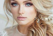 Bridal Makeup / Wedding Make-up inspiration for a bride