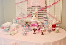 Ice cream Parlour ♡ Sweet Tables / ice cream parties