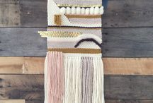 Wall Hanging - weaving projects