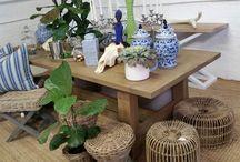 Furniture treated with Jax Oleum / Here are items of furniture that clients have treated with our Jax Oleum