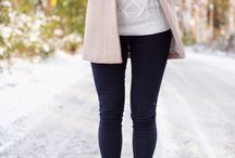 Winter Fashion / Women's fashion for the winter months!