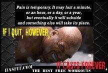 MMA Motivation