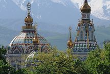 Kazachstan.