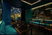 V I P lounge bar
