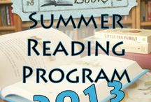 Summer Reading for Kids 2013 / A variety of summer reading programs, incentives and reading lists for kids K-12