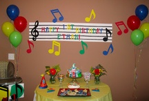 Twins birthday party music