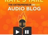 Kate's Take / Kate's Audio Blog