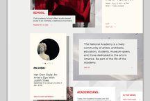 Web + interactive design