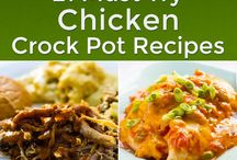 Crock pot dinner ideas
