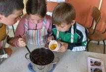 koken in de klas