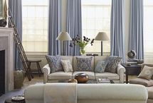 Country Interiors / Ideas for house interiors that match the beauty of the country outside