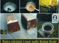 Mlsné recepty / Nejchutnější návykové sladkosti a dezerty pro odpolední pauzu, které lze vytvořit s pomocí sladkostí Leone