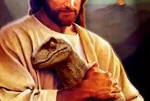...jesus loves dinosaurs