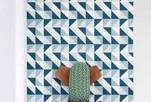 Walls & wallpaper / by Anna E