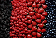 Berries, fruits and veggies / FRESH FOOD