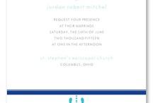 Invitations / by Samantha Hunt