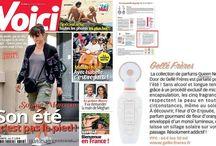 Les Magazines en parlent / Découvrez ce que disent les magazines sur Gellé Frères et l'engouement qu'il suscite!