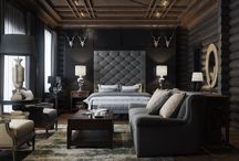 Bedrooms / by Nikki Y