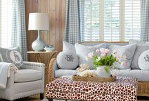 Living and relaxing room / Decor and appointments for a peaceful living room and/or family room