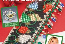 Issue 4: Holiday Cheer / by Bead Me Magazine